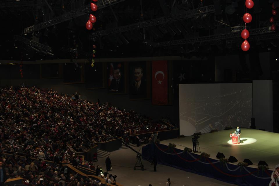 Yahya Kemal Beyatlı Gösteri Merkezi konserimizden13