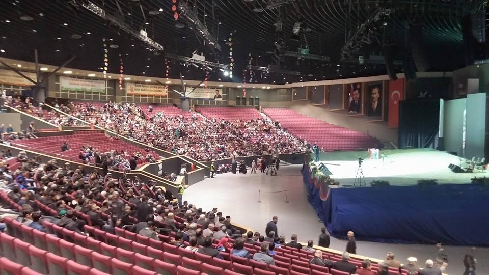 Yahya Kemal Beyatlı Gösteri Merkezi konserimizden8