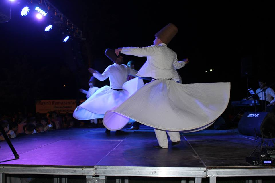 ramazanda semazen