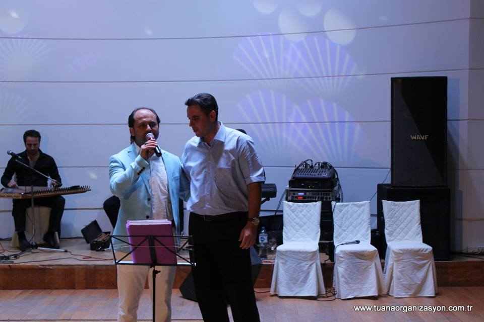 yunanistan islami konser