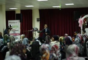 Balıkesir'de İslami düğün organizasyonu