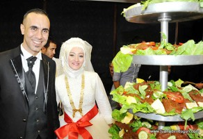 Şanlıurfa'da ilginç düğün